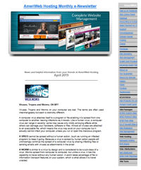 FREE Marketing e-newsletter AmeriNews Newsletter